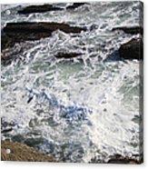 The Cold Atlantic 1 Acrylic Print