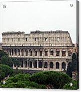 The Coliseum  Acrylic Print