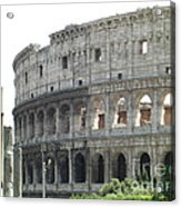 The Coliseum Acrylic Print