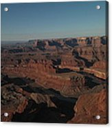 The Colorado River At Dead Horse State Park Acrylic Print