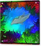 The Colorful Sea Acrylic Print