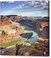 The Colors Of Canyonlands Acrylic Print