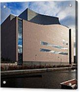The Convention Centre Dublin , Dublin Acrylic Print