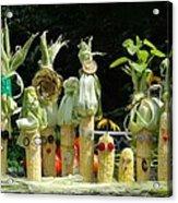The Corn Family Acrylic Print