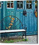 The Country Forge Acrylic Print