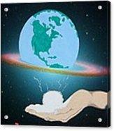The Creation Acrylic Print