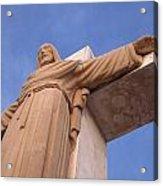 The Cristo  Acrylic Print