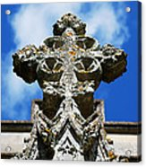 The Cross And The Tower Acrylic Print