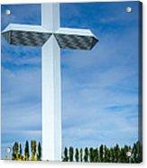 The Cross At Effingham Illinois Acrylic Print