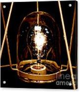 The Crystal Ball  Acrylic Print by Steven  Digman