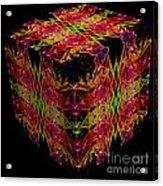 The Cube 1 Acrylic Print