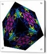 The Cube 13 Acrylic Print