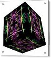 The Cube 14 Acrylic Print