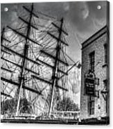 The Cutty Sark And Gipsy Moth Pub Greenwich Acrylic Print
