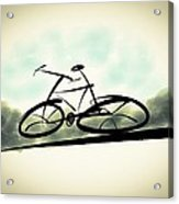 The Cycle - A Sketch Acrylic Print