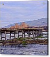 The Dalles 2013 Acrylic Print