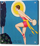 The Dance  1929 1920s Usa Ruby Keeler Acrylic Print