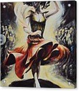 The Dance Of The Tarantula.. Acrylic Print