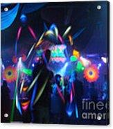 The Dancing Deep Down Inside Acrylic Print