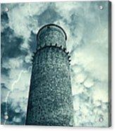 The Dark Tower Acrylic Print