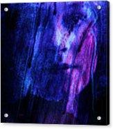The Dark Veil Acrylic Print
