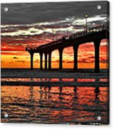 The Day Has Arrived  Acrylic Print