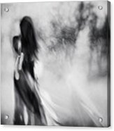 The Day I Stopped Dancing Acrylic Print