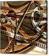 The Days Of Film Acrylic Print