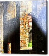 Death Of The Steel Industry Acrylic Print