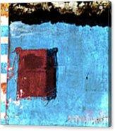 The Deep End Acrylic Print