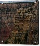 The Depths Of The Canyons Acrylic Print