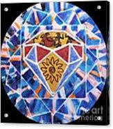 The Diamond Of Civilization Acrylic Print