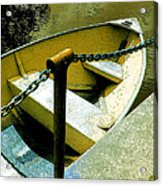 The Dinghy Image C Acrylic Print