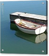 The Dingy Acrylic Print