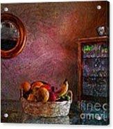 The Dining Room Acrylic Print
