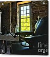The Doctor's Office Acrylic Print