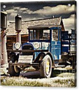 The Dodge Graham At Boones Acrylic Print