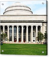 The Dome At Mit Acrylic Print