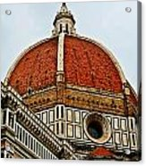 The Dome Acrylic Print