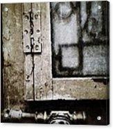 The Door Of Belcourt Acrylic Print