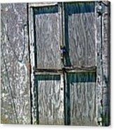 The Door Acrylic Print