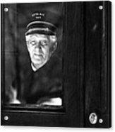The Doorman Acrylic Print