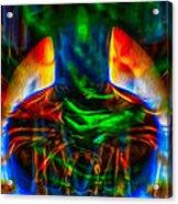 The Doors Of Perception Acrylic Print by Omaste Witkowski