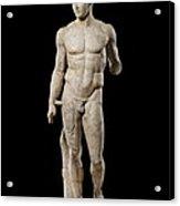 The Doryphoros Of Polykleitos Acrylic Print