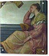The Dream Of Saint Helena Acrylic Print