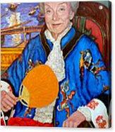 The Duchess Acrylic Print by Tom Roderick
