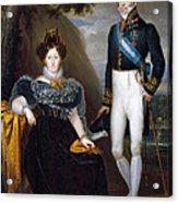 The Dukes Of San Fernando De Quiroga Acrylic Print