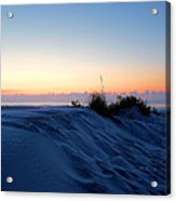 The Dunes Acrylic Print by JC Findley