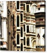 The Duomo Up Close Acrylic Print