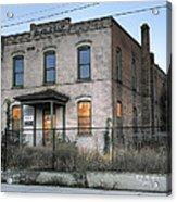 The Duquesne Building - Spokane Washington Acrylic Print
